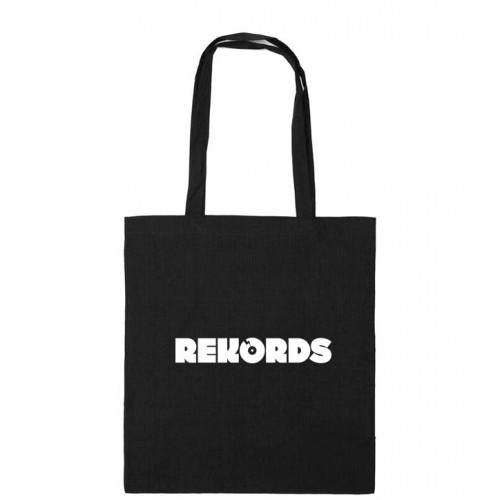 Rekords Tote Bag