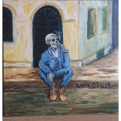 Ankhlejohn - Van Ghost, LP