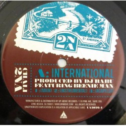 """Chali 2na - International / Controlled Coincidence, 12"""""""