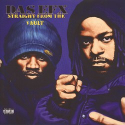 Das EFX - Straight From The Vault, LP