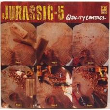 "Jurassic 5 - Quality Control, 12"", Reissue"