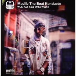 Madlib The Beat Konducta - WLIB AM: King Of The Wigflip, 2xLP