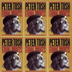 Peter Tosh - Equal Rights, LP, Reissue