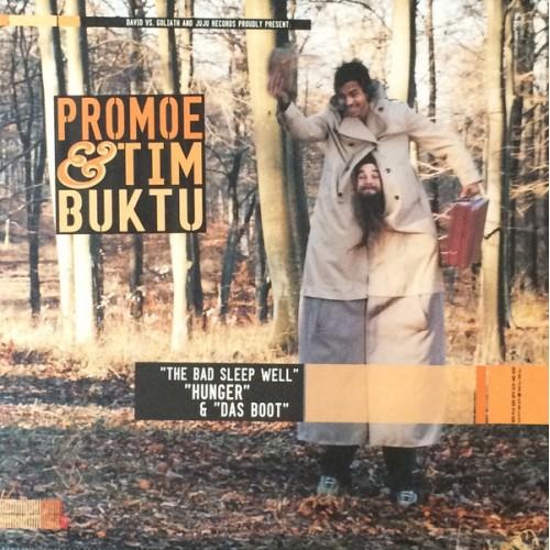 "Promoe & Timbuktu - The Bad Sleep Well, 12"", EP"