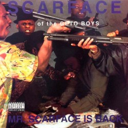 Scarface - Mr. Scarface Is Back, LP
