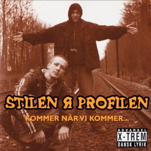 Stilen R Profilen - Kommer Når Vi Kommer, LP