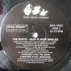 """The Roots - Okay Player Singles, 12"""""""