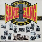 Various - We're All In The Same Gang, LP