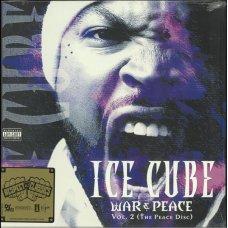 Ice Cube - War & Peace Vol. 2 (The Peace Disc), 2xLP, Reissue
