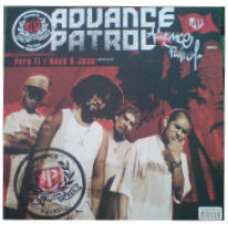 Advance Patrol - Para Ti / Rock & Juan, 12""