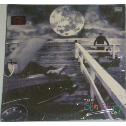 Eminem - The Slim Shady LP, 2xLP