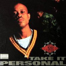 """Gang Starr - Take It Personal, 12"""", Repress"""