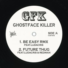 Ghostface Killer - Be Easy (Remix), 12""