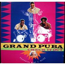 """Grand Puba - Check It Out, 12"""""""