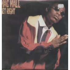 "Mac Mall - Get Right, 12"", Promo"