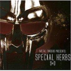 Metal Fingers - Special Herbs Vol. 9 & 0, 2xLP