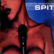 Stretch Armstrong - Spit, 2xLP