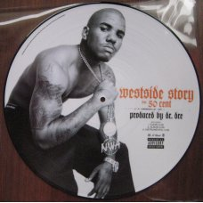 """The Game - Westside Story, 12"""", Picture Disc"""