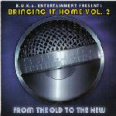 Various - Bringing It Home Vol. 2: From The Old To The New, 2xLP
