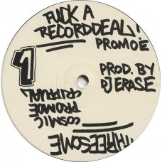 "Various - Fuck A Record Deal, 12"", EP"