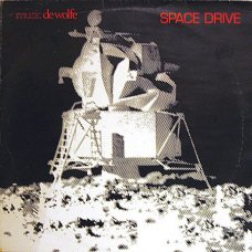 Astral Sounds - Space Drive, LP