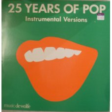 Flint And Wozo - 25 Years Of Pop (Instrumental Versions), LP