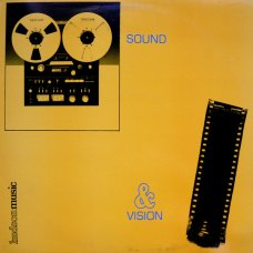 F. McDonald / C. Rae - Sound & Vision, LP