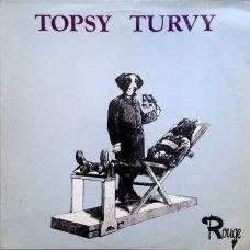 Jack Trombey - Topsy Turvy, LP