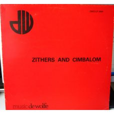 John Leach - Zithers And Cimbalom, LP