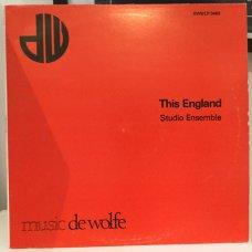 John Leach - This England, LP