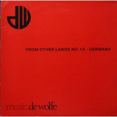 J. Leach - From Other Lands No.13 - Germany, LP