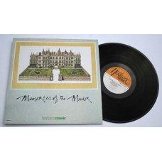 John Roos - Memories Of The Manor, LP