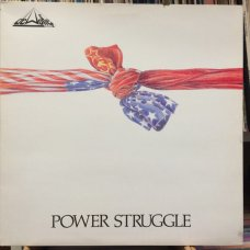 Roger Jackson - Power Struggle, LP
