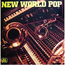 Sauveur Mallia - New World Pop, LP