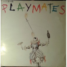 The Hedgehoppers - Playmates, LP