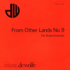 The Studio Ensemble - From Other Lands No. 9, LP