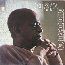 A.C. Bhaktivedanta Swami Prabhupada - Krsna Meditation, 2xLP