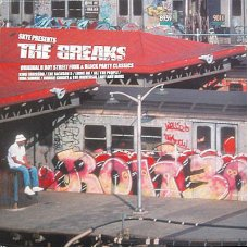 Skye - The Breaks (Original B Boy Street Funk & Block Party Classics), 2xLP