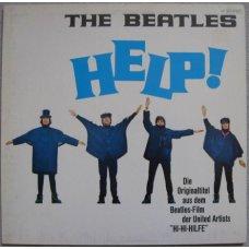 The Beatles - Help!, LP, Reissue