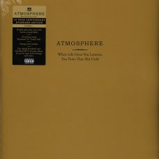 Atmosphere - When Life Gives You Lemons, You Paint That Shit Gold, 2xLP, Reissue