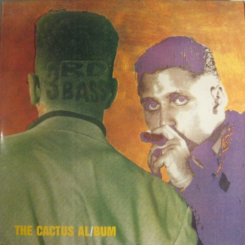 3rd Bass - The Cactus Album, LP
