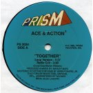 """Ace & Action³ - Together / Letter To The Better, 12"""""""