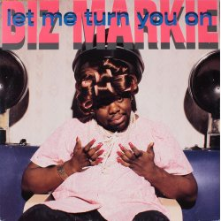 Biz Markie - Let Me Turn You On, 12""