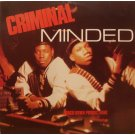 Boogie Down Productions - Criminal Minded, LP, Reissue