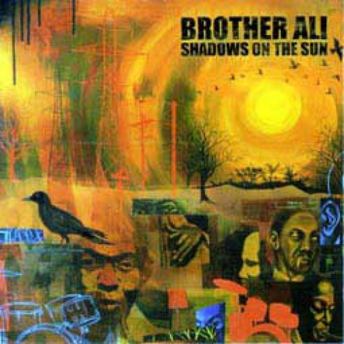 Brother Ali - Shadows On The Sun, 2xLP