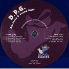 "D.P.G. - Dillinger & Young Gotti, 12"" + 12"""