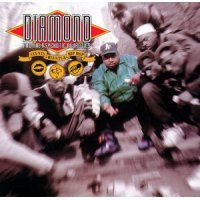 Diamond And The Psychotic Neurotics - Stunts, Blunts, & Hip Hop, 2xLP, Promo