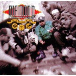 Diamond And The Psychotic Neurotics - Stunts, Blunts, & Hip Hop, 2xLP, Promo