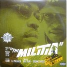 Gang Starr - The Militia, 12""