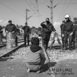 Ham den lange - Dagbog Fra En Flygtningelejr, LP